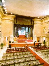 Auditorio de Santa Margatita, Venecia